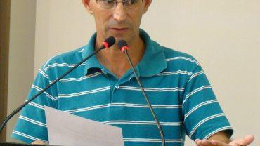 Vereador Justino (PT) cobrou recuperação de asfalto