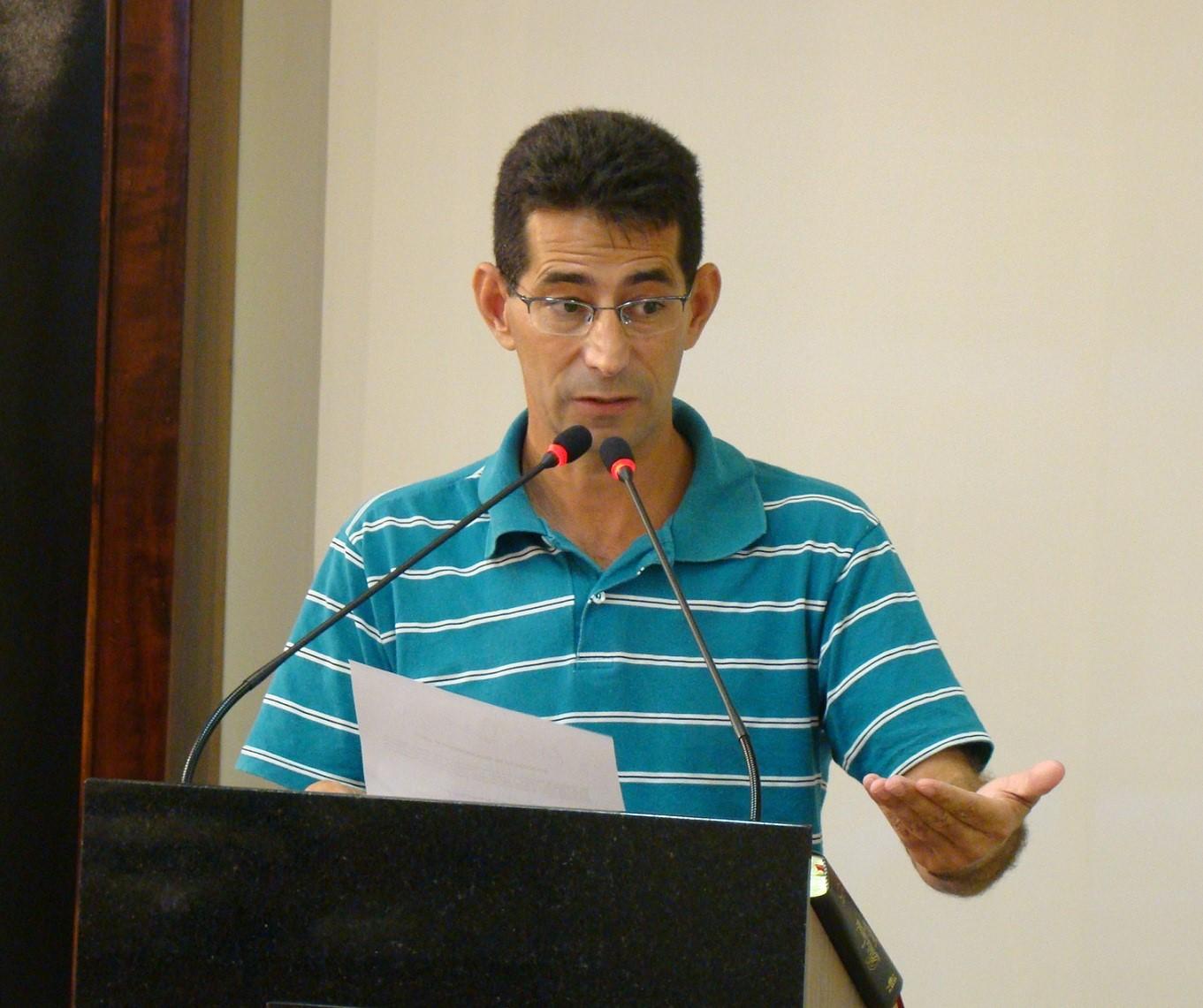 Vereador Justino fez contato com a Prefeitura de Joinville