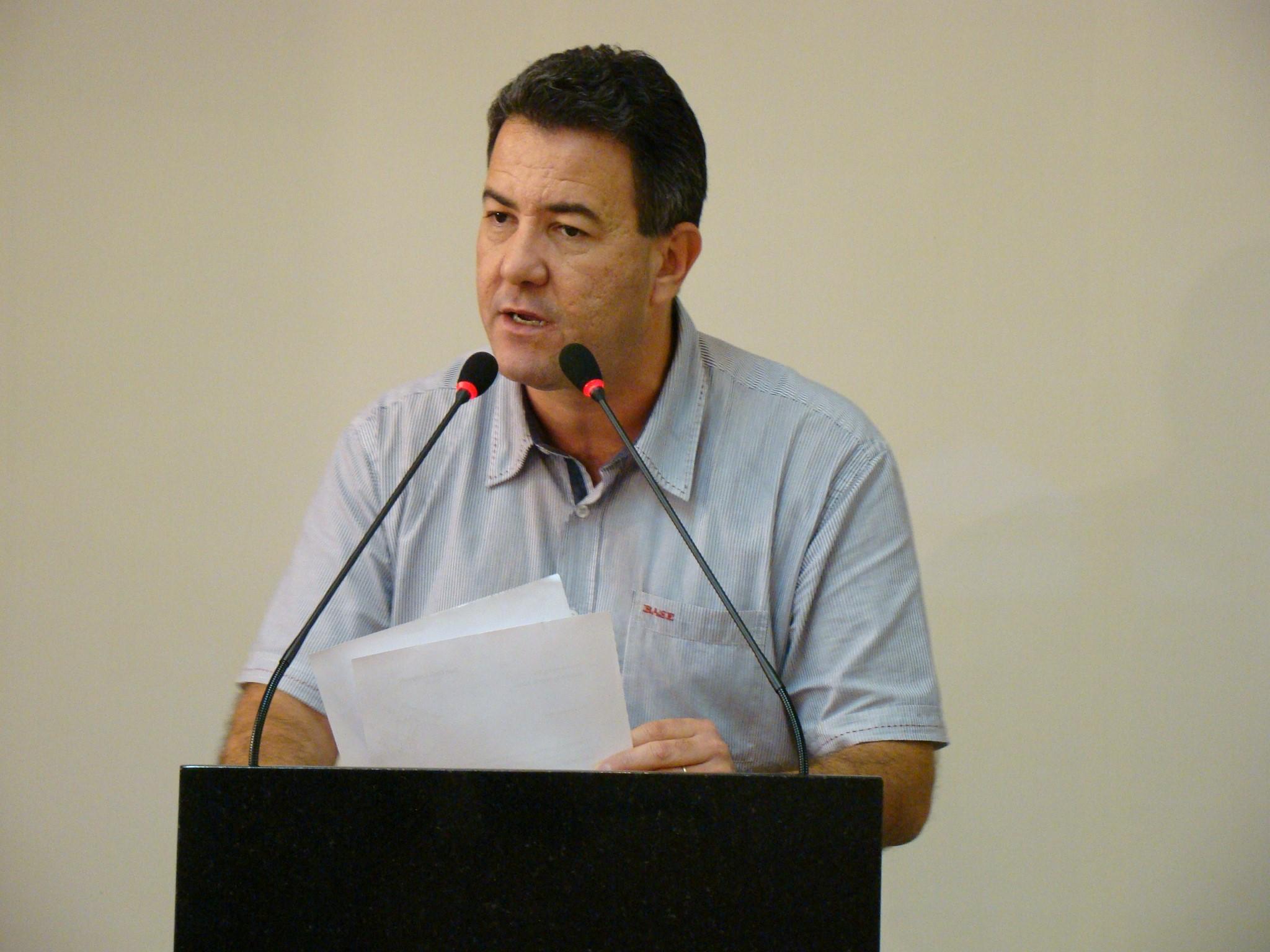 Vereador se pronunciou na tribuna na sessão de quinta-feira, 18