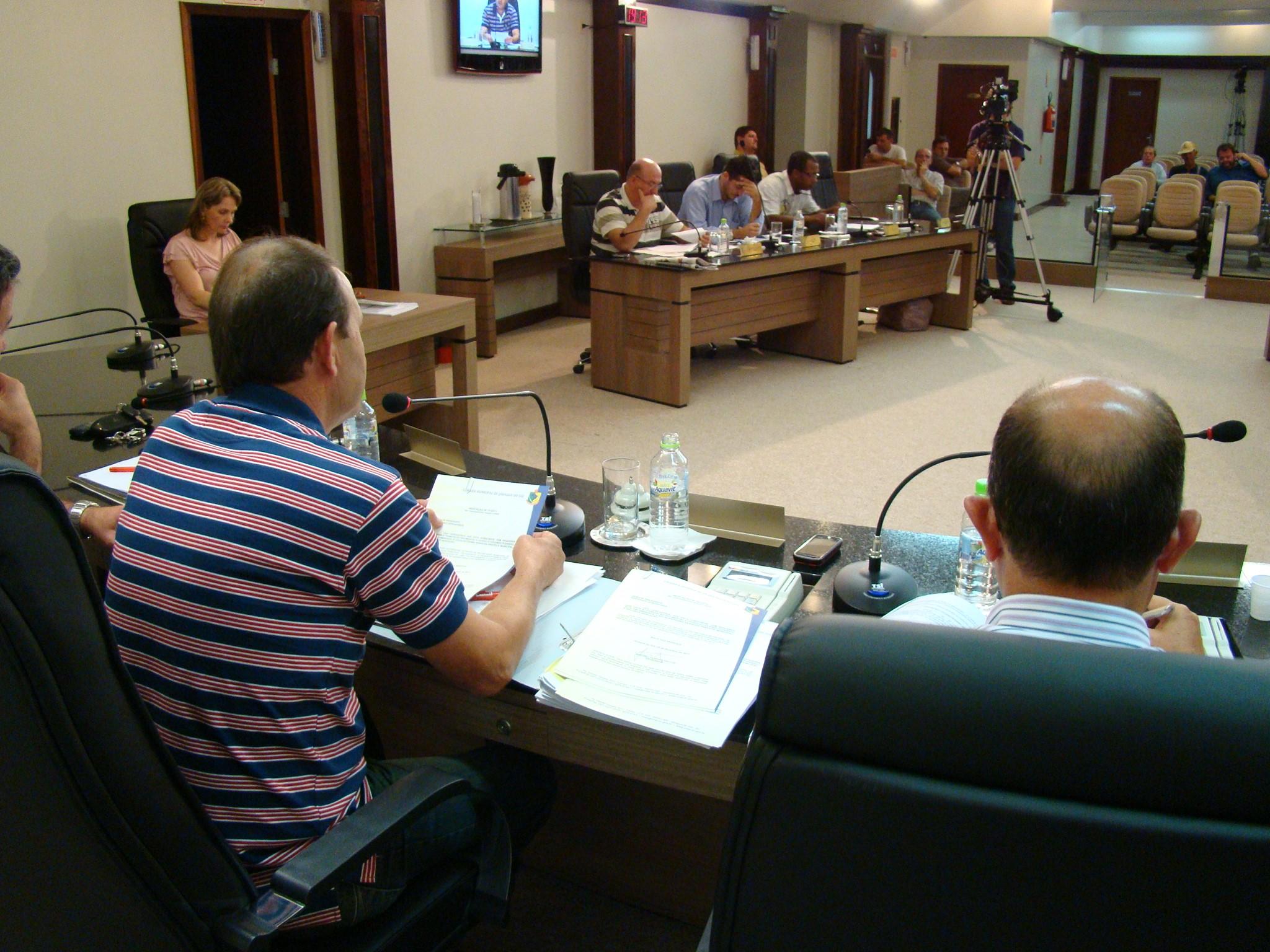 Negherbon iniciou discussão sobre necessidade de melhorias