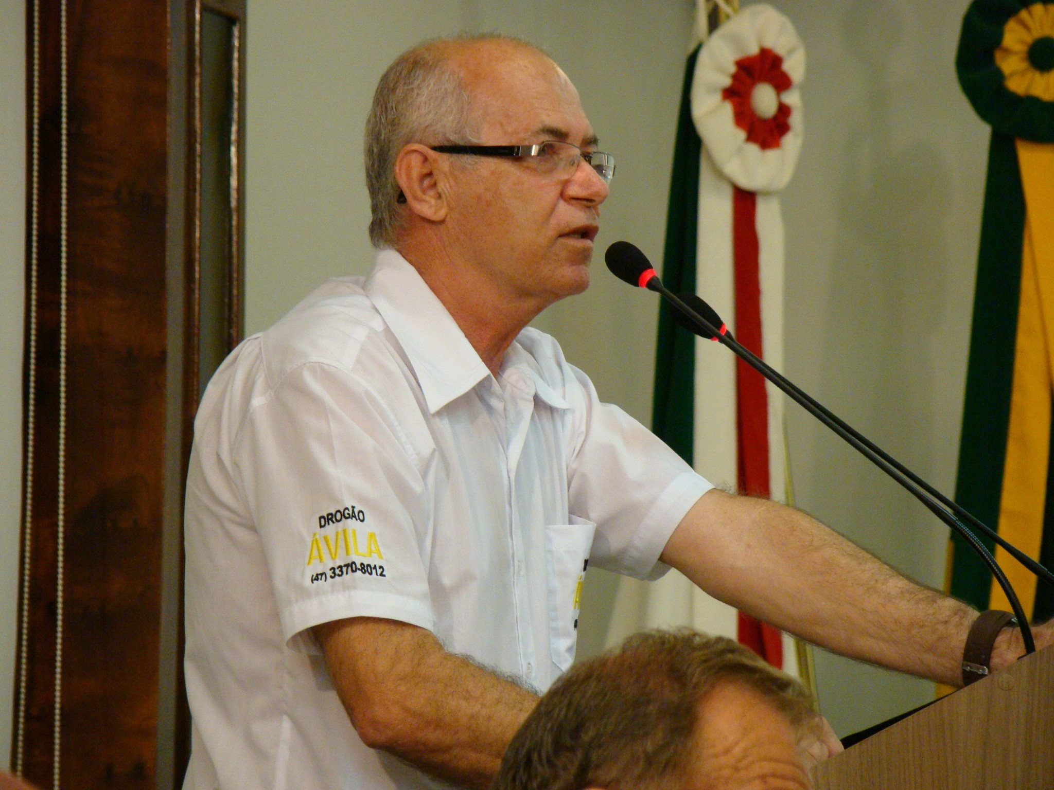 Vereador José Osório de Ávila (DEM)