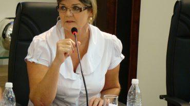 Vereadora Natália Lúcia Petry (PSB)