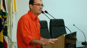 Vereador Vilmar Delagnolo (PT)