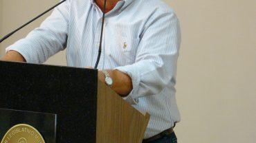 Vereador se reuniu com prefeita moradores da Vila Nova