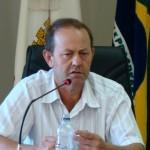 Presidente da Câmara de Jaraguá do Sul ver. Jaime Negherbon