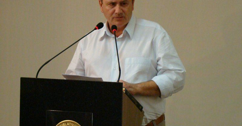 Vereador Amarildo Sarti (PV)