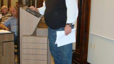 Vereador Hideraldo Colle (PMDB)