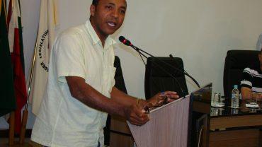 vereador Francisco Alves (PT)
