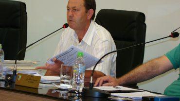 vereador Jaime Negherbon (PMDB)