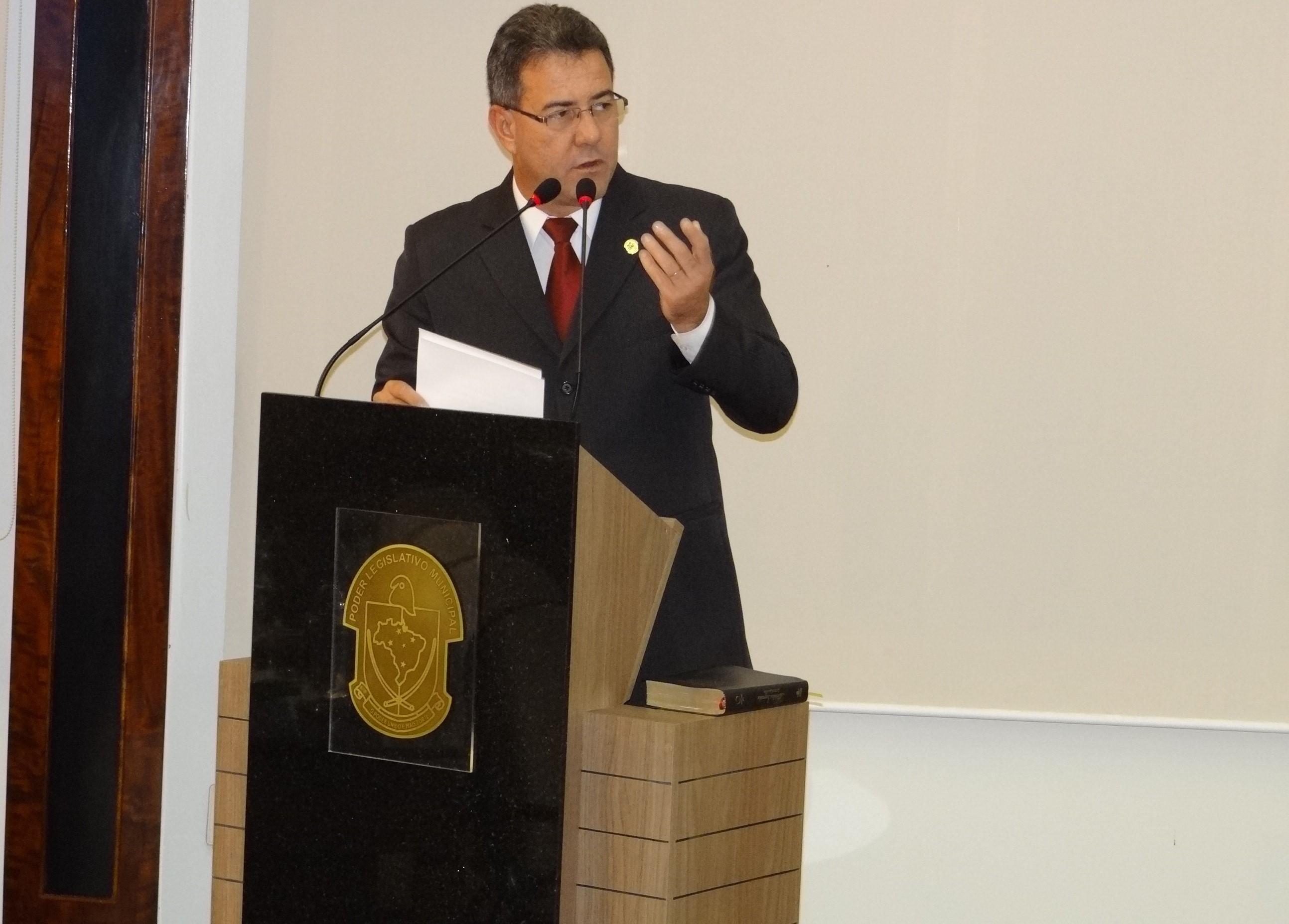 vereador Jean Leutprecht (PCdoB)