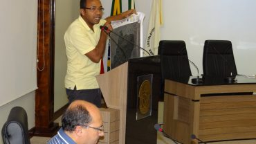 vereador Francisco Alves (PT)