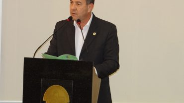 vereador Jean Carlo Leutprecht (PCdoB)