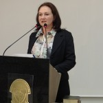 Karin Krause - presidente da Aconseg