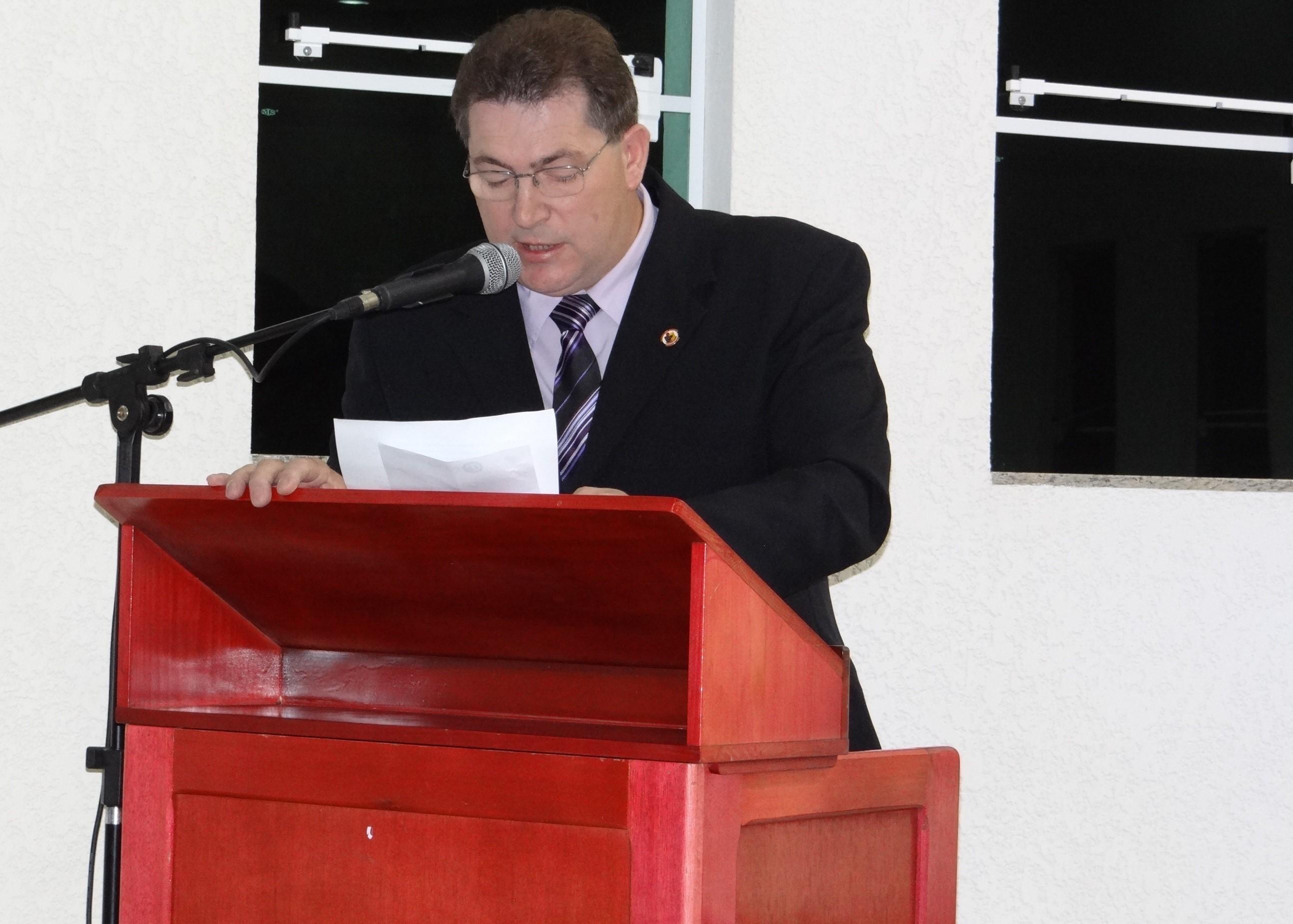 vereador Celso Hille (PSDB)
