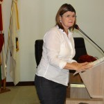 vereadora Natália L. Petry (PMDB)