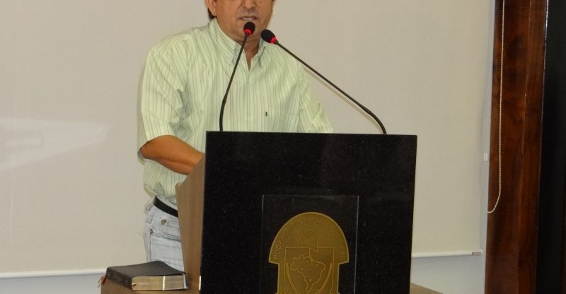 vereador Celestino Klinkoski (PPS)