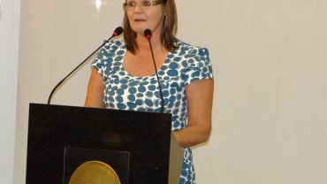 vereadora Natália Lucia Petry (PMDB)
