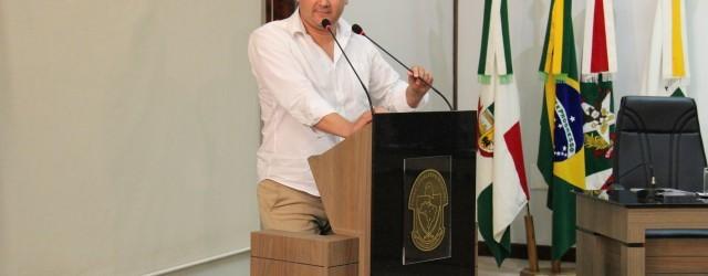 Na sessão de ontem, 23, o vereador Jeferson de Oliveira agradeceu o Executivo pela instalação da faixa elevada na rua Eurico Duwe, nas proximidades do Centro das Tradições Gaúchas ( […]