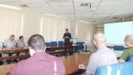 O chefe de gabinete João Berti, representou o vereador Eugênio Juraszek, na reunião da Comissão Municipal de Defesa do Meio Ambiente, realizada na manhã desta quarta-feira, 08. No encontro, ele […]