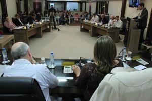 Sessão Ordinária 039