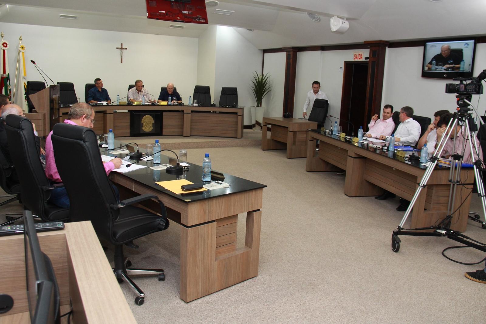 Sessão Ordinária-posse vereador 079