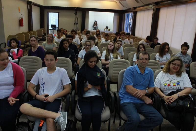Vereadores Mirim Sessão 020