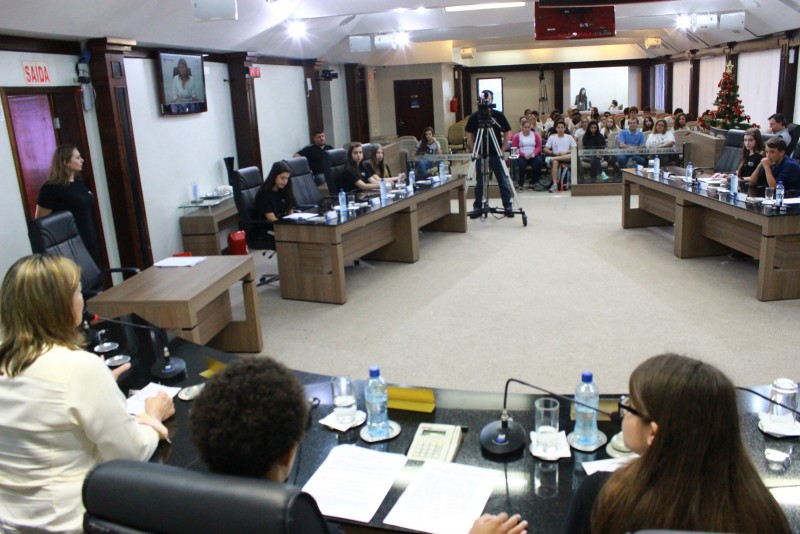 Vereadores Mirim Sessão 027