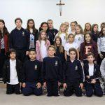 Alunos de Escola de Jaraguá do Sul conhecem a Câmara de Vereadores