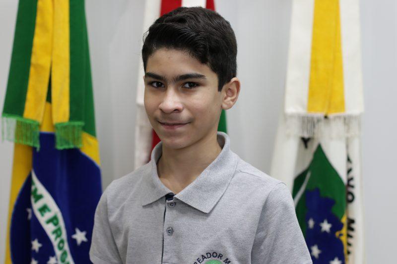 Felipe da Cruz (E.M.E.B. Padre Alberto Jacobs)