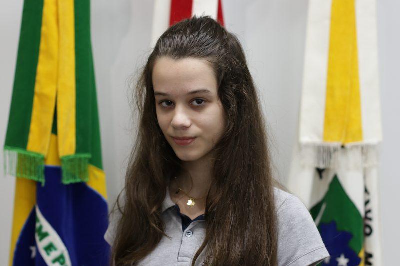 Bianca Isabela Vaz (E.M.E.B. Cristina Marcatto)