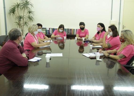 Encontros da Avevi são realizados no Legislativo jaraguaense